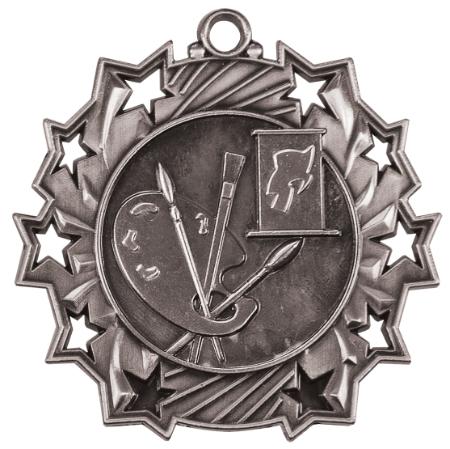 Ten Star Art Medal