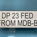 Electrical label 2