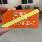 Electrical label 4